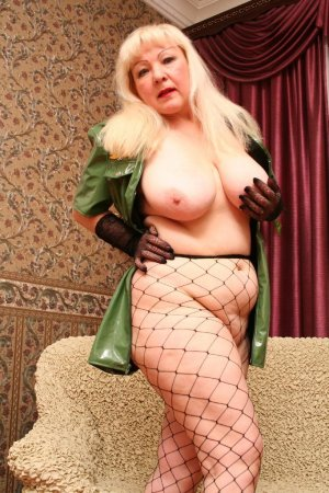 Marsha mature escorts personals Blaine